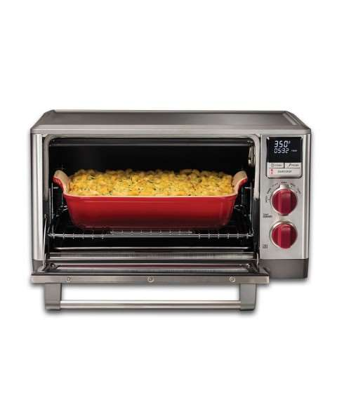 Countertop Oven with Convection (Red Knob)