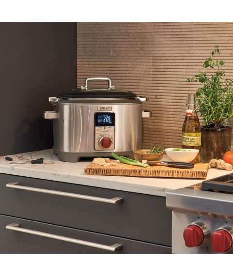 Multi-Function Cooker (Red)