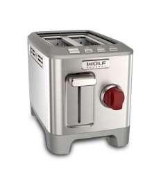 2 Slice Toaster (Black Knob)