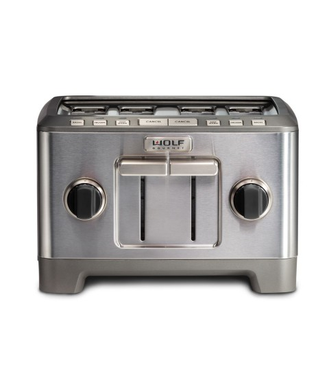 4 Slice Toaster (Black Knob)