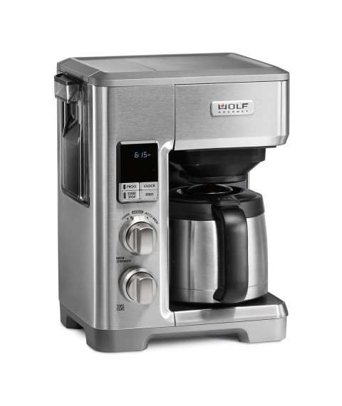 Programmable Coffee System (Brushed Stainless Knob)