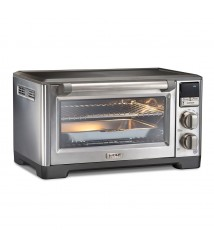 Elite Countertop Oven with Convection (Brushed Stainless Knob)